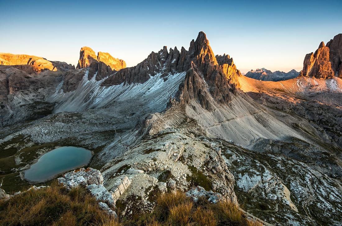 Taliansko - Dolomity