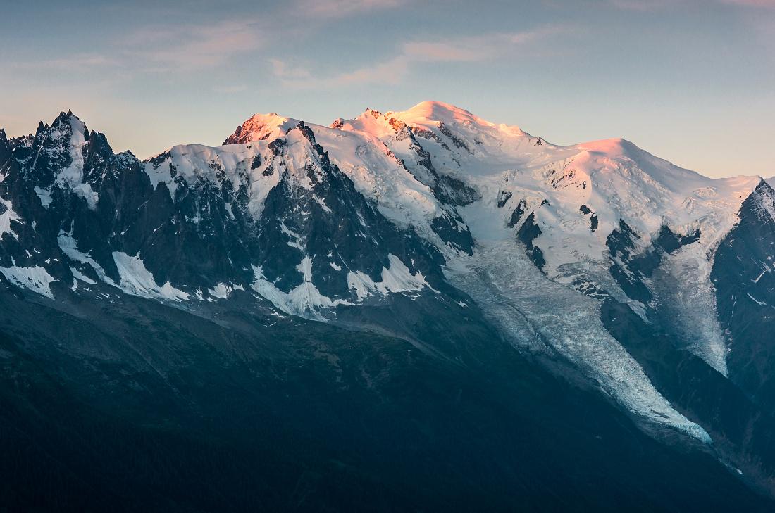 Francúzsko - Mont Blanc