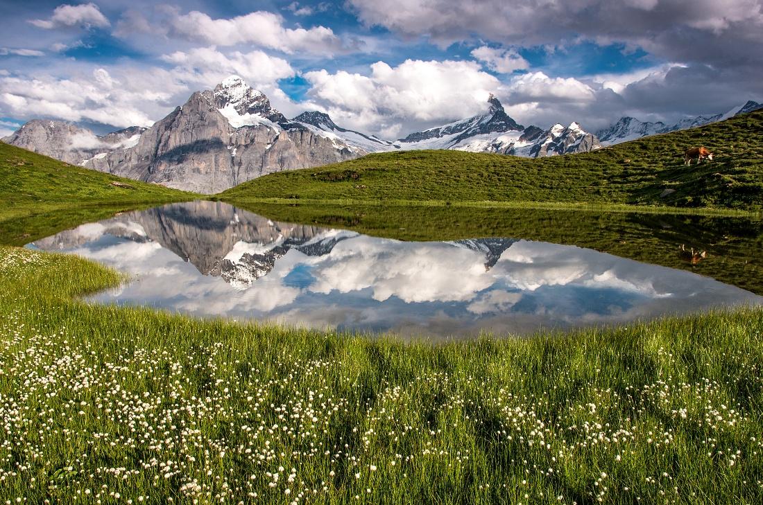 Švajčiarsko - Jungfrau