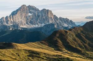 Monte Civetta 3220m-Dolomity